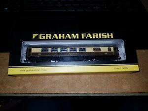 N-Gauge-Graham-Farish-374-232-BR-Mk1-Pullman-PSK-Second-Kitchen-039-343-039-Coach