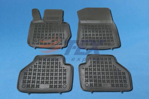3d caoutchouc Tapis de sol pour bmw x3 f25 4tlg 2011-2017 tapis en caoutchouc