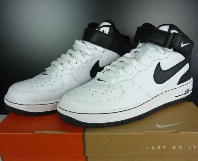 52bdf88de240 Nike Air Force 1 Mid Shoes SNEAKERS Deadstock Size 8.5 US for sale ...