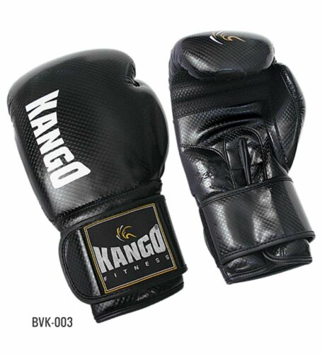 Boxing Gloves Full Black with Mesh VentTop Quality in 10-14oz FREE DELIVERY