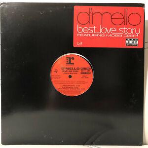 D-039-MELLO-MOBB-DEEP-BEST-LOVE-STORY-12-034-2002-RARE-HAVOC-PRODIGY