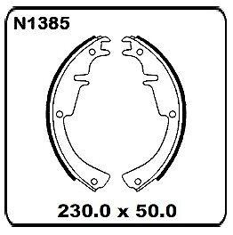 92008741 Holden Genuine Brand New Handbrake Shoe Holding Pin VP Commodore