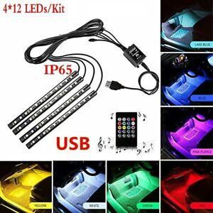 4Pcs-LED-Car-Interior-RGB-LED-Strip-Lights-Atmosphere-Decorative-Neon-Music-Lamp