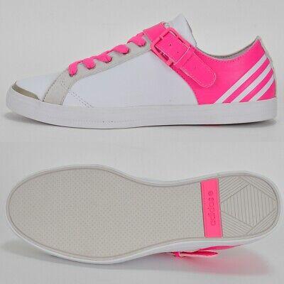 Adidas Princess Sneaker Damen Selena Gomez Ballerina Women Lack Shoes weisspink | eBay