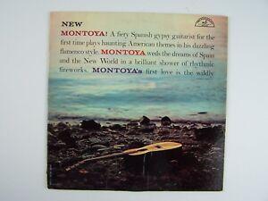 Carlos Montoya - Montoya Vinyl LP Record Album ABC-202