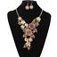 Fashion-Jewelry-Alloy-Choker-Chunky-Statement-Bib-Pendant-Women-Necklace-Chain thumbnail 60