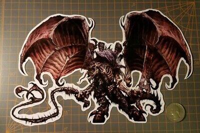 Warhammer 40k Tyranid Hive Tyrant Sticker Large