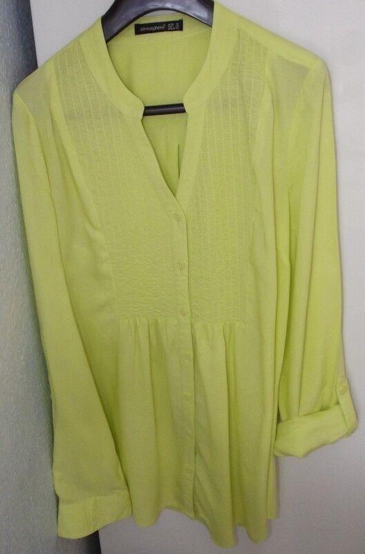 Vokuhila Big Size NEU 46-60 gemustert 359 MIAMODA Tunika Bluse Shirt Gr