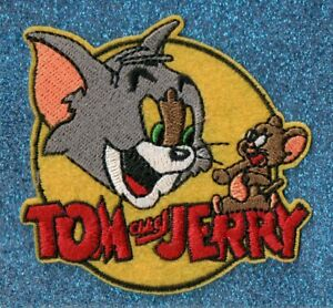 1Chip-/&-Dale embroidery patch
