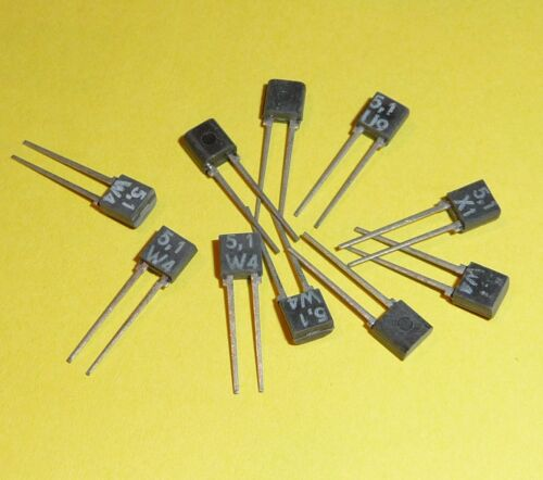 sot-4 12V 10 x nxp bfg93a x,215 NPN 6ghz wideband RF transistor bipolaire est 0,035 A