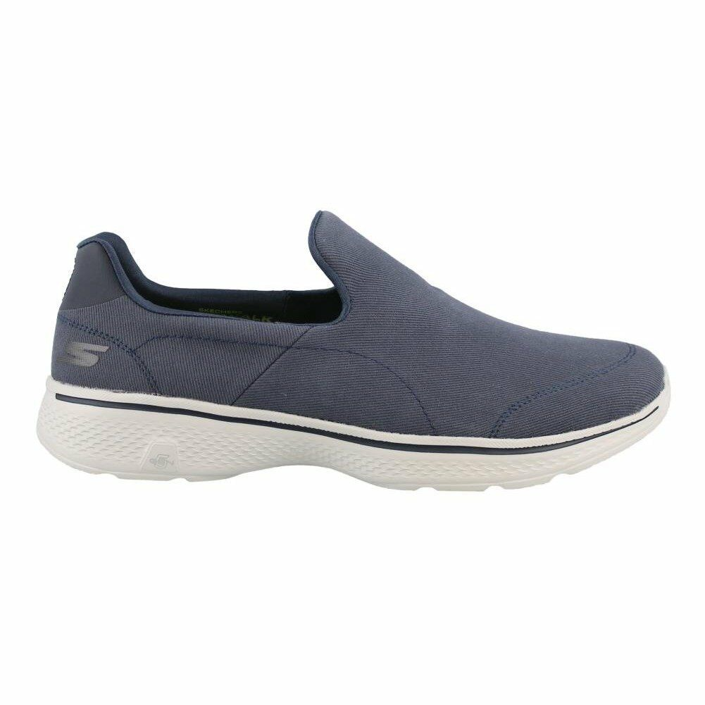 Skechers Shoes – Go Walk 4-Magnificent blue/grey Special limited time