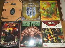 D&D Lot #11 - 3e d20 OGL - 6 RPG Books - Bastion, Otherworld, Green Ronin