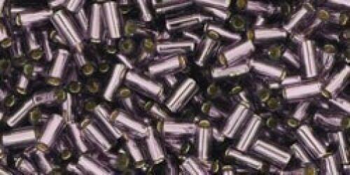 850 BEADS 10g Toho 3mm Japanese Glass BUGLE Tube Beads