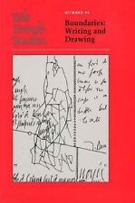 Yale French Studies, Number 84: Boundaries: Writing and Drawing (Yale-ExLibrary
