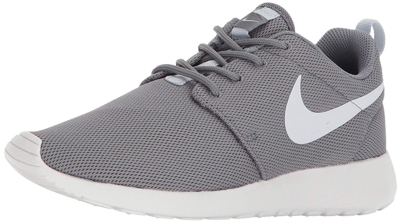 New NIKE Roshe One Women's Running shoes Cool Grey Pure Platinum 844994-003