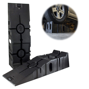Automotive Car Trailer Ramps Garage Lift Service Oil Change Tool For Low Profile
