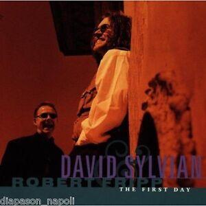 Robert-Fripp-David-Sylvian-The-first-day-CD