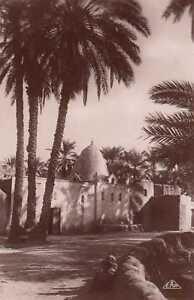 Algerien-CPA-Biskra-Moschee-Sidi-lassen