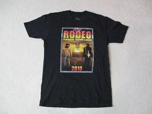 Brooks-amp-Dunn-Last-Rodeo-Concert-Shirt-Adult-Medium-Black-Country-Music-Men