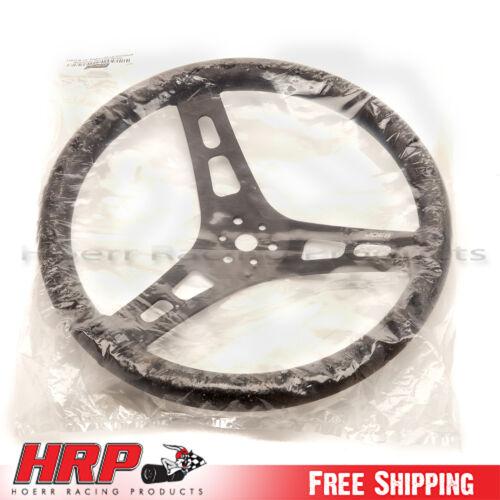 """Black-13513-B JOES Racing-13/"""" Dished Steering Wheel"""