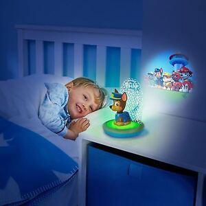 Pat-039-Patrouille-CHASSE-magique-Go-Glow-veilleuse-3-En-1-enfants-eclairage