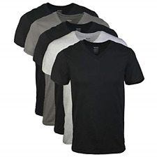 Gildan GIL1103  Assorted V-Neck  Men's T-Shirt  - Multipack