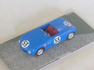 Bizarre Bz046 - Monopole Tank X84 N°53 Le Mans 1950 Abandon 12ème Heure 1/43