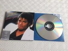 Michael Jackson Billie Jean  Dual CD / DVD  Single Card Sleeve
