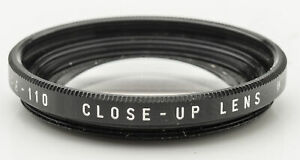 Nahlinse-Filter-Asahi-Pentax-110-Close-Up-Lens-W21-30-5mm-30-5-mm
