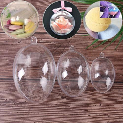 bath bomb moulds choose shape sizeTOCA plastic acrylic mold heart ball egg