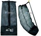 Scuba Dive Gear Diving Snorkelling Kayak Canoe Camp Bag Mesh Sling Beach Bag