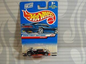 Modellbau 2000 Hot Wheels ''erste Editionen'' #089 = Geier = Schwarz 5sp Autos, Lkw & Busse 0910