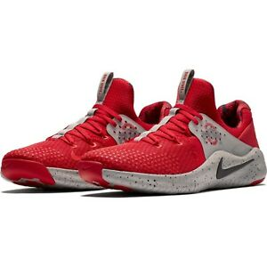 96a114467d91 Ohio State Buckeyes NCAA Nike Free TR Trainer V8 Shoes New in Box ...