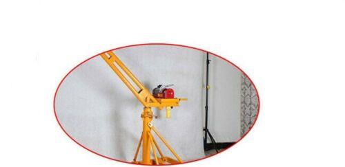 800-1000KG Workshop Garage Winch Electric Hoist Lift Mounted