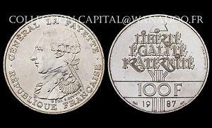 100-Francs-La-FAYETTE-1987-Argent