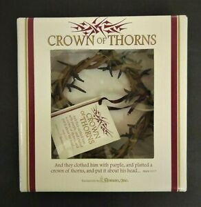 Roman-Inc-Crown-Of-Thorns-Easter-Ornament-NEW-6-034