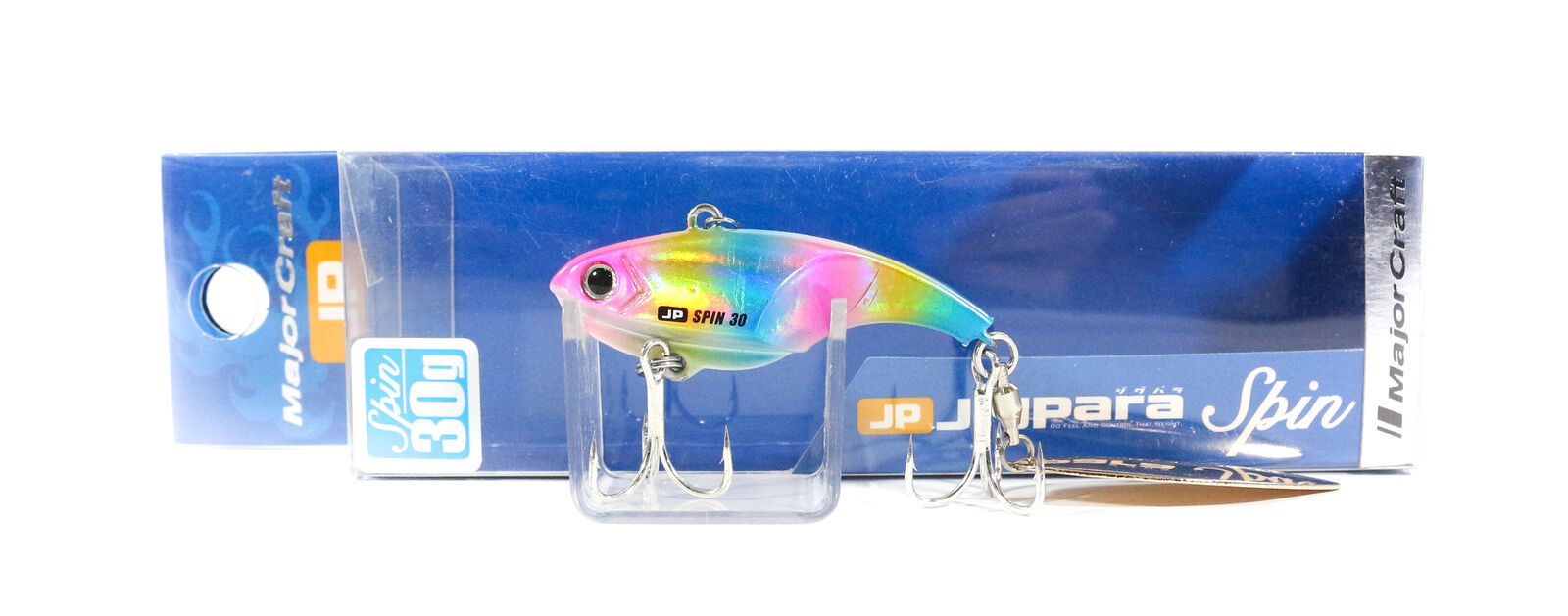 Major craft lure metal jig Jigupara spin 30g # 34 cotton candy JPSPIN-30g
