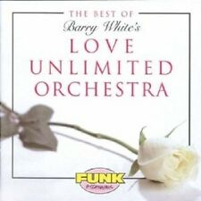 "Love Unlimited Orchestra ""Best of Barry WHITES... CD NUOVO"