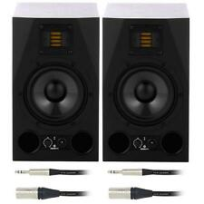 Adam Audio A7X (Pair) & FREE Van Damme Cables