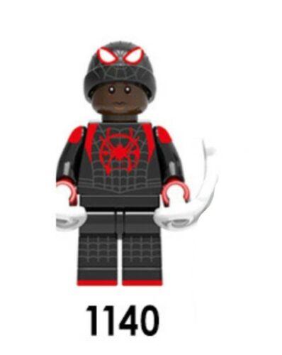 Miles Morales Custom Minifigure USA Seller
