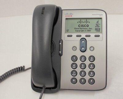 B Grade Cisco 7911 Corded IP Phone 7911G