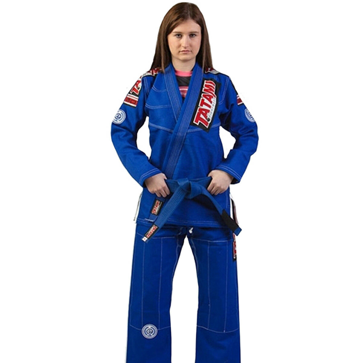 Tatami Fightwear Ladies Estilo 3.0 Premier BJJ Gi --F1 --blauw