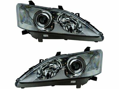 For 2009-2013 Subaru Forester Headlight Assembly Set 13646XF 2010 2011 2012