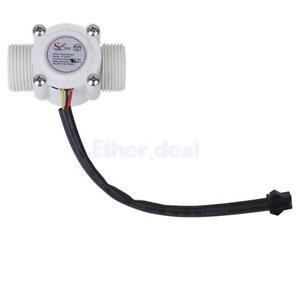 Durchflusssensor-Flowmeter-Durchflussmengenmesser-Durchflussmesser-1-60L-min