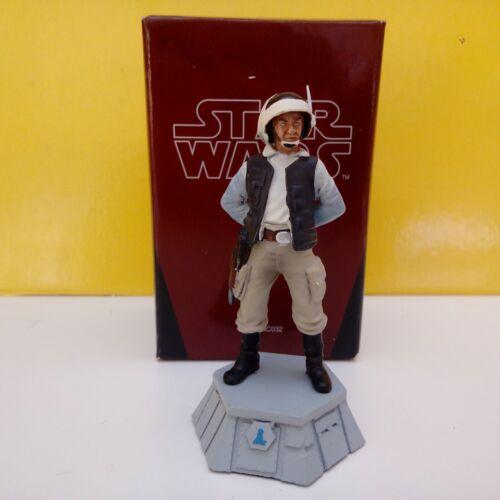 Star Wars DeAgostini Rebel Soldier Pedone Bianco 1//24 Figure