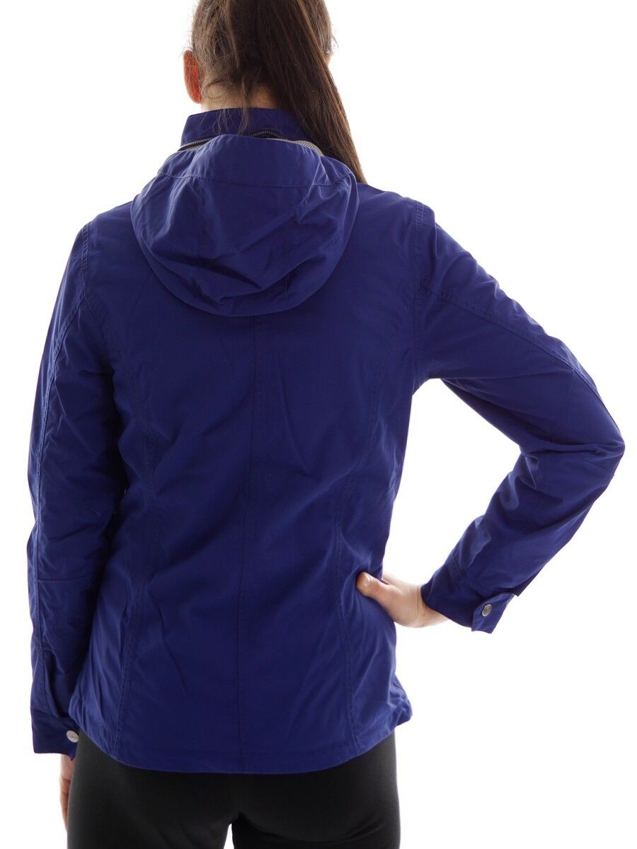 CMP Funktionsjacke Outdoorjacke Outdoorjacke Outdoorjacke blau Kapuze wasserdicht ClimaProtect® dd9374