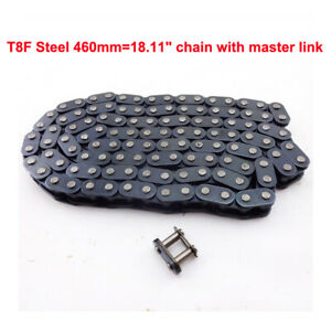T8F-Chain-With-Spare-Master-Link-For-47cc-49cc-Dirt-Pocket-Bike-Mini-Moto-ATV