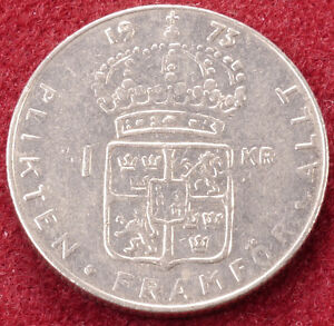 Sweden-1-Krone-1973-B2503