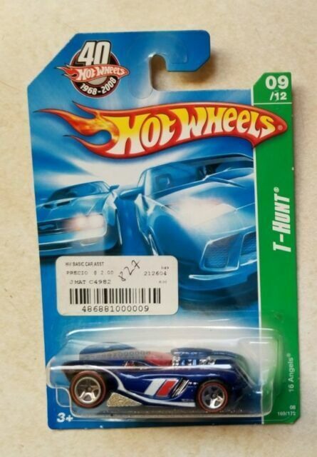 2008 Hot Wheels Treasure Hunt 16 Angels