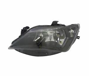 SEAT-Ibiza-5-2012-2015-Twin-Reflector-Negro-VP1579L-Faros-Izquierdo-RHT